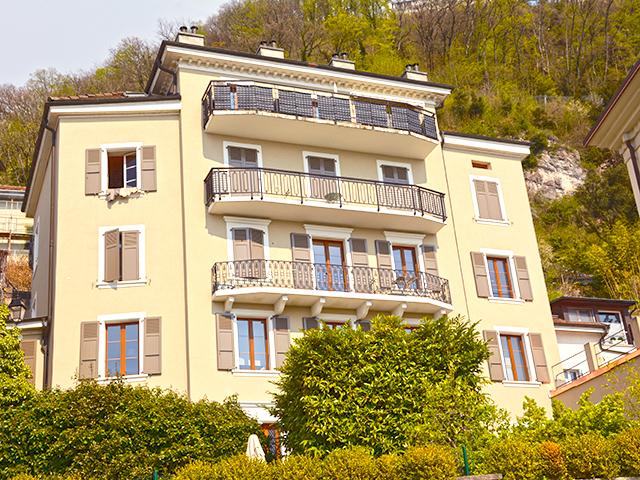 Appartement 1820 montreux vente tissot immobilier for Achat maison suisse romande