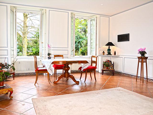 Orbe - Maison de maître 10.0 Locali - Vendita acquistare TissoT Immobiliare