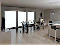 Achat Vente Boudry - Appartement sur plan 4.5 pièces