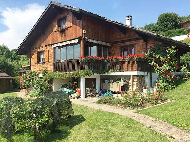 Villarbeney  Chalet 5.0 Rooms
