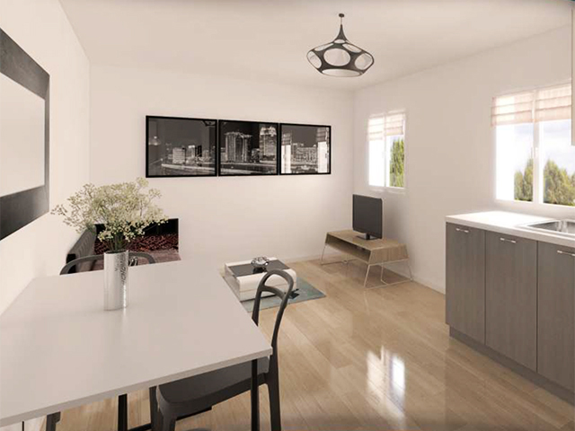 Ardon - Appartement Studio Rooms - Sell buy TissoT real estate