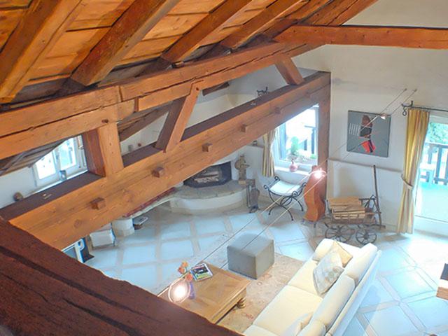 Provence - Splendide Attique 5.5 pièces - Vente immobilière