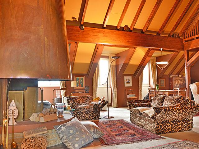 Saint-Prex - Attique 4.5 Rooms - Sell buy TissoT real estate