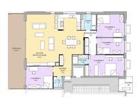 VERSOIX 1290 - RESIDENCE LES TERRASSES DU JURA - promotion Appartement