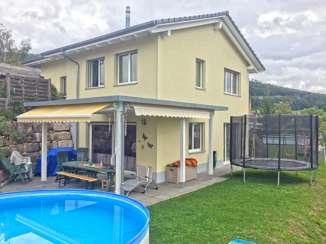 Nenzlingen - Villa individuelle 5.5 Rooms - Sell buy TissoT real estate