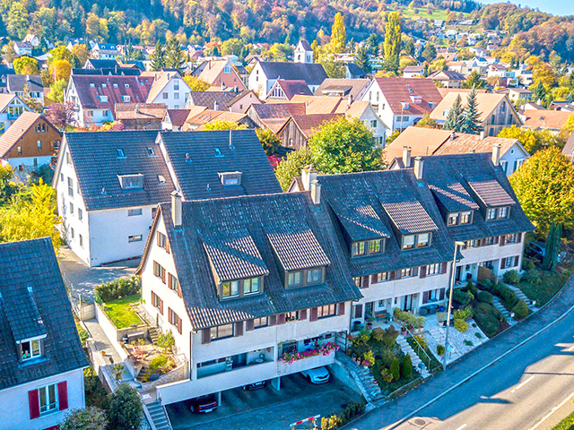 Pfeffingen - Villa jumelle 5.5 Rooms - Sell buy TissoT real estate