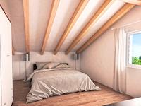 Saxon -             Wohnung 4.5 Zimmer