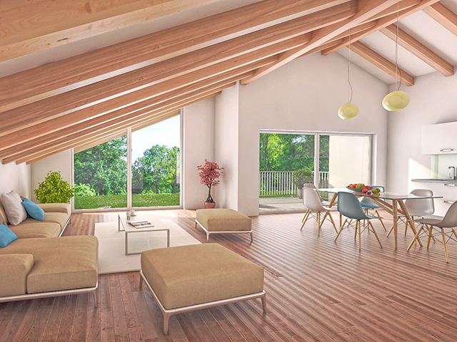 Saxon Wohnung 4.5 Zimmer