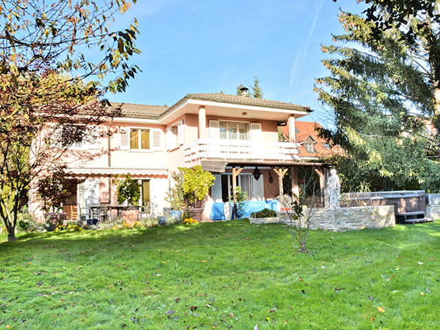 Epalinges - Villa individuelle 5.5 Rooms - Sell buy TissoT real estate