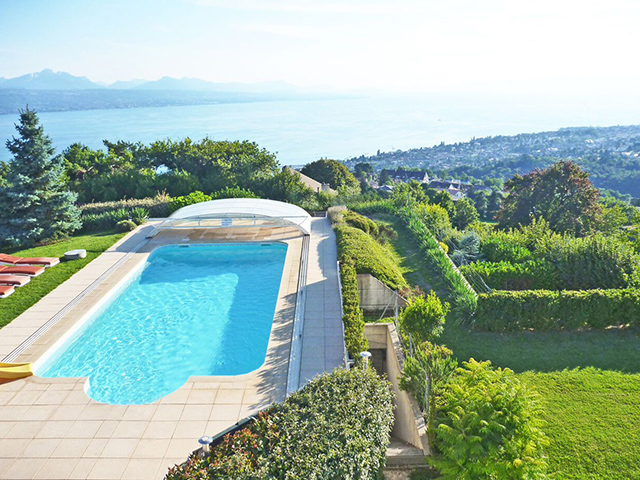 Belmont-sur-Lausanne - Villa 11.0 Rooms - Sell buy TissoT real estate