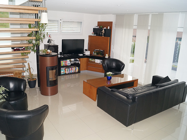 Yvonand - Villa 6.0 Rooms - Sell buy TissoT real estate