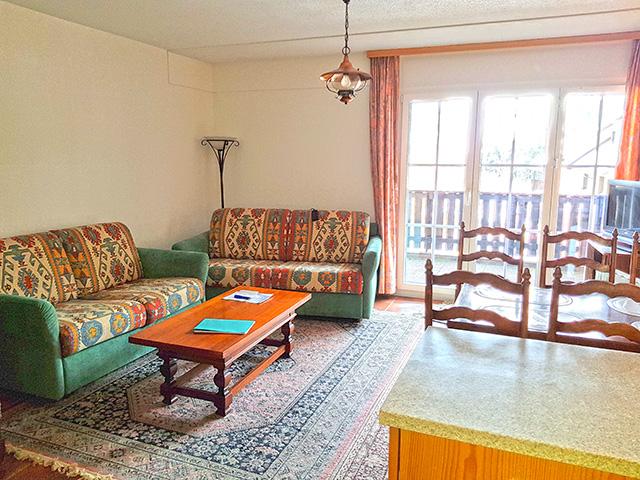 Moléson-sur-Gruyères - Appartement 2.5 pièces