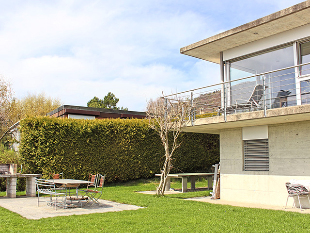 La Neuveville - Villa individuelle 7.5 Rooms - Sell buy TissoT real estate