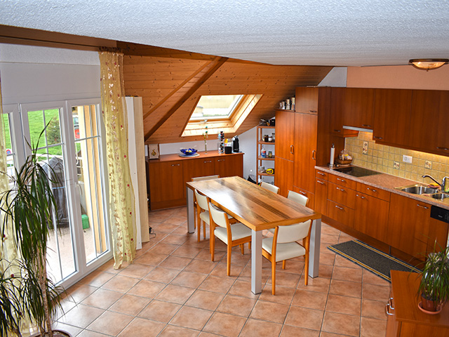 Cossonay-Ville - Duplex 6.5 Rooms - Sell buy TissoT real estate