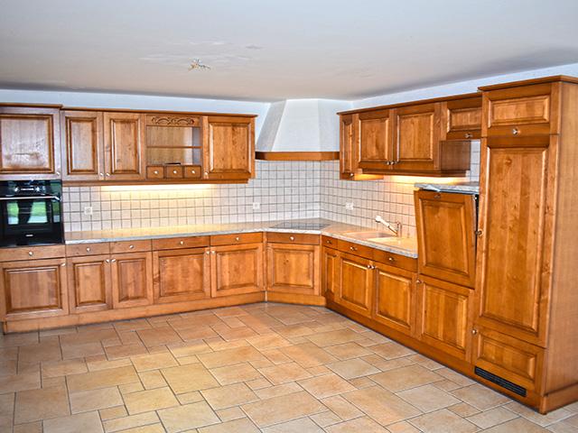 Ogens - Triplex 7.5 Locali - Vendita acquistare TissoT Immobiliare