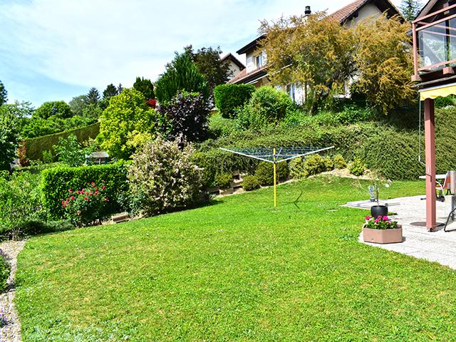 Penthaz - Villa jumelle 5.5 Locali - Vendita acquistare TissoT Immobiliare