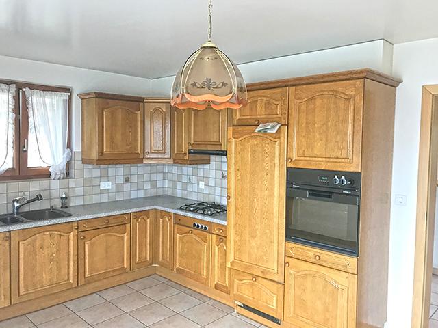 Senarclens - Villa individuelle 6.5 Rooms - Sell buy TissoT real estate