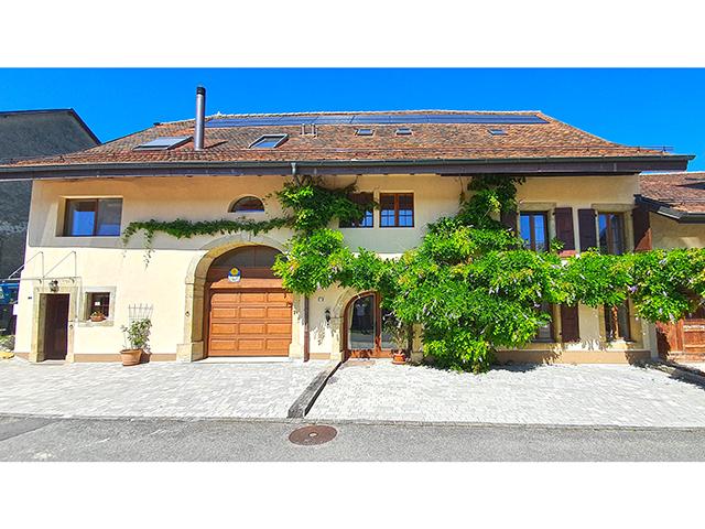 La Chaux - Splendide Maison villageoise 8.5 pièces - Vente immobilière