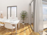 BUSSY-CHARDONNEY 1136 - RESIDENCE DE L'ETRAZ - promotion Appartement