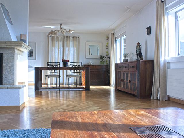 Grimisuat Detached House 7.0 Rooms