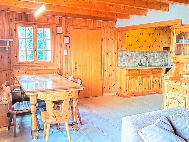 Nendaz - Chalet 3.5 Rooms - Sell buy TissoT real estate
