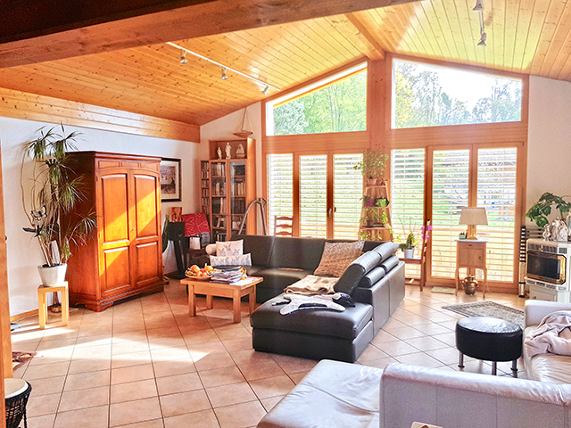 Corbières - Chalet 4.5 Rooms - Sell buy TissoT real estate