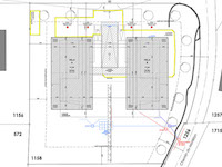 Bien immobilier - Bulle - Rez-jardin 4.5 pièces