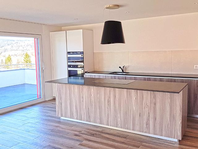 Bulle - Attique 5.5 Locali - Vendita acquistare TissoT Immobiliare