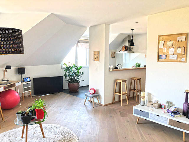 Gland - Appartement 2.5 Rooms - Sell buy TissoT real estate