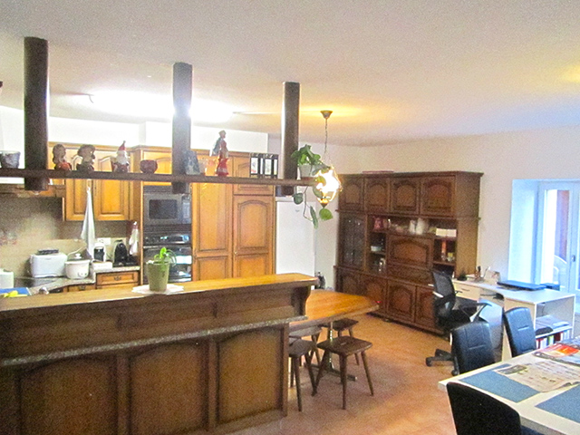 Romont FR House in village 4.5 Rooms