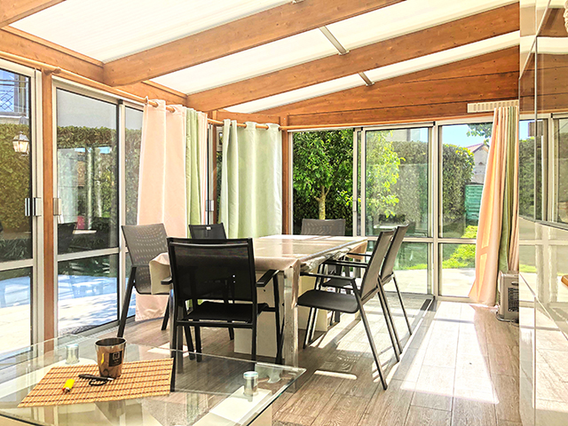 Bavois - Villa jumelle 4.5 Rooms - Sell buy TissoT real estate