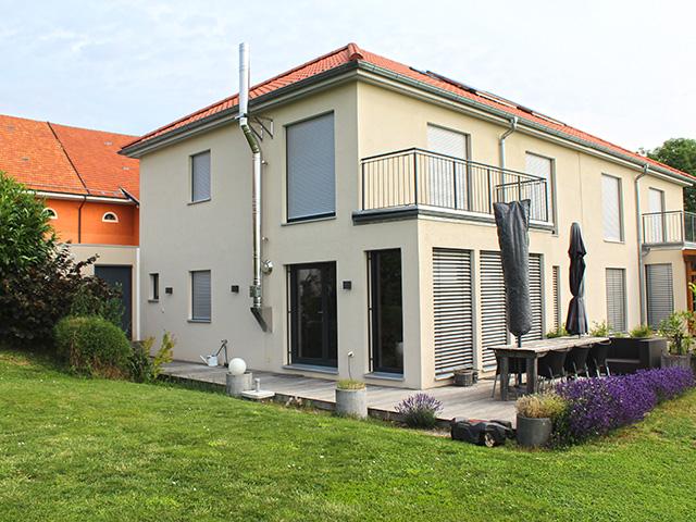 Montricher - Villa jumelle 7.5 Locali - Vendita acquistare TissoT Immobiliare