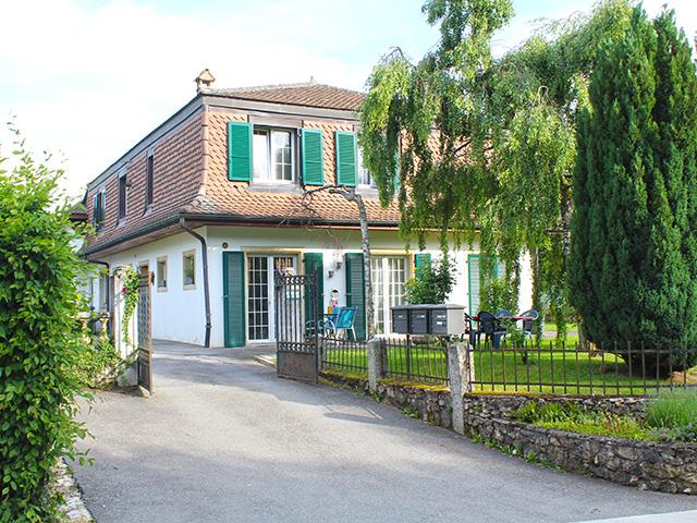 Morrens VD - Appartement 5.0 Locali - Vendita acquistare TissoT Immobiliare
