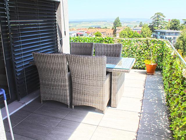 Cossonay-Ville - Attique 3.5 Zimmer - Verkauf Kauf TissoT Immobilien