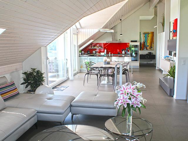 Arnex-sur-Nyon - Attique 4.5 Zimmer - Verkauf Kauf TissoT Immobilien