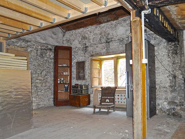 Baulmes - Maison villageoise - Locali - Vendita acquistare TissoT Immobiliare