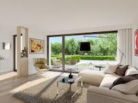 Gletterens - Splendide Villa jumelle 5.5 pièces - Vente immobilière