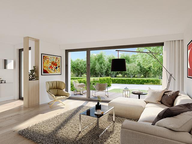 Gletterens - Villa jumelle 5.5 Zimmer - Verkauf Kauf TissoT Immobilien