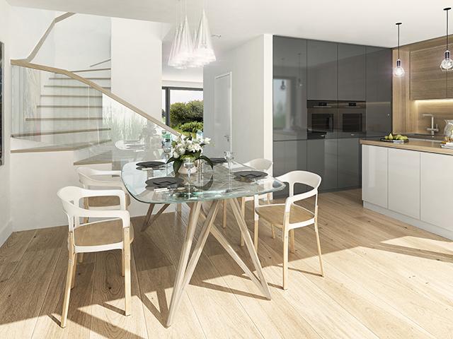 Gletterens - Splendide Villa individuelle 5.5 Zimmer - Verkauf Kauf TissoT Immobilien