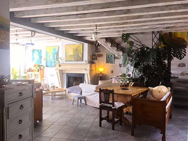 La Praz - Maison 5.0 Locali - Vendita acquistare TissoT Immobiliare