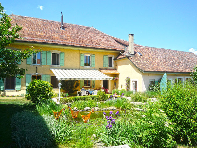L Isle - Maison villageoise 10.0 Rooms - Sell buy TissoT real estate