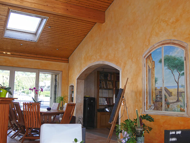 Concise  - Maison 5.5 Locali - Vendita acquistare TissoT Immobiliare