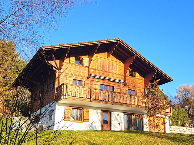 Charmey (Gruyère) - Chalet 8.5 Rooms - Sell buy TissoT real estate