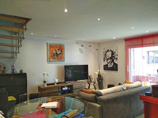 Founex - Duplex 2.5 Zimmer - Verkauf Kauf TissoT Immobilien