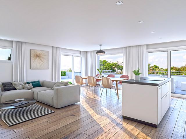 Remaufens - Duplex 5.5 Zimmer - Verkauf Kauf TissoT Immobilien