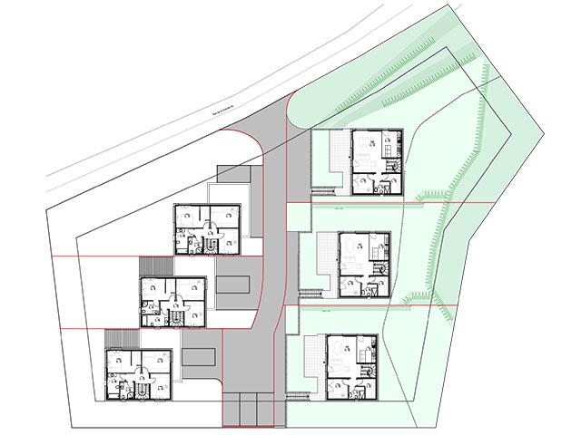 Attalens - Villa 5.5 Locali - Vendita acquistare TissoT Immobiliare