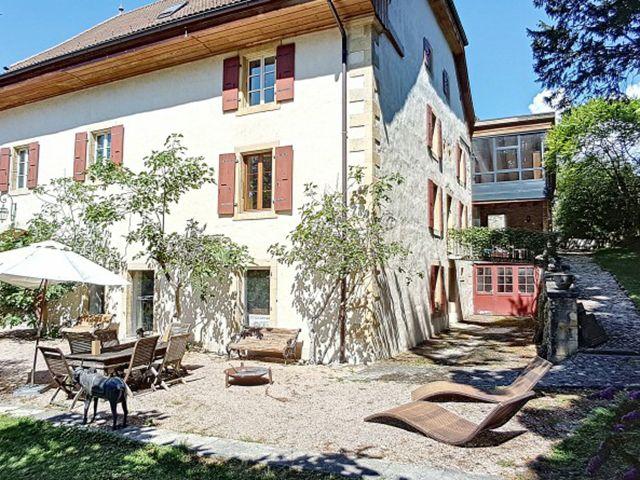 Grandson  - Maison 9.5 Locali - Vendita acquistare TissoT Immobiliare