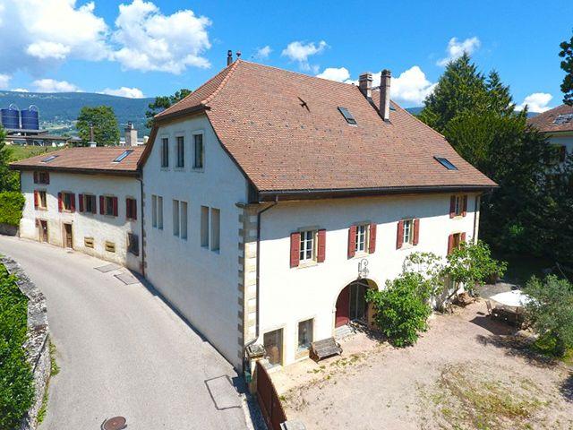 Grandson  - Domaine 14 Locali - Vendita acquistare TissoT Immobiliare