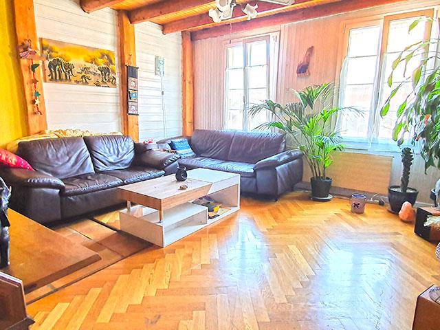 Cossonay-Ville - Splendide Maison 4.5 pièces - Vente immobilière