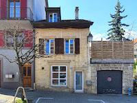 Agence immobilière Cossonay-Ville - TissoT Immobilier : Maison 4.5 pièces